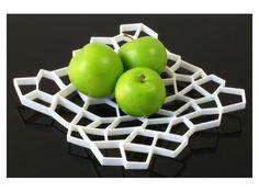 Square Platter 3d printed Accessories For Your Home Description
