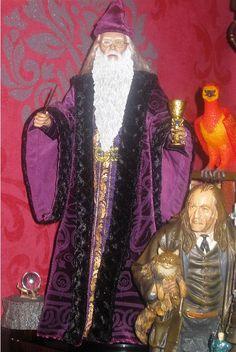 star ace Dumbledore ( richard harris)