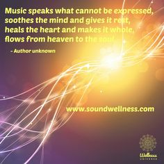 """Join our email list and receive a gift of a 60 min. MP3 of """"Woodland Song"""". Give your day some ahhhh... www.soundwellness.com From Sharon Carne <3 #WUVIP"""