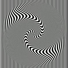 The 'Grandfather' of Op-Art Victor Vasarely was born on this day in Victor Vasarely, Op Art, Illusion Kunst, Psychedelic Art, Optical Illusions, Optical Illusion Art, Fractal Art, Black And White, White Art