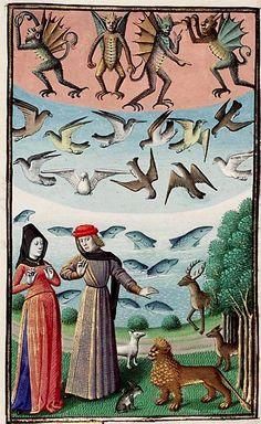 Augustine, La Cité de Dieu Paris, Maïtre François (illuminator) ~ c.1475