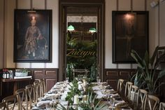 Throughout the month of December we've hosted several events and rum tastings organized by the well known Zacapa rum brand who invited the 2 star Michelin chef María Marte to cook in our kitchen, it's been a superb experience for everyone! Thanks Zacapa Room España!