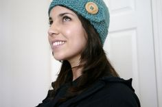 hat 3 by racheliufer, via Flickr. Very cute hat using seed stitch