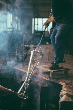 The making of Tour de France Trophies. #tourdefrance2015 #crystal #design #skodaauto #skodadesign #handmade #craftsmanship #crystalvalley