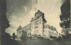Palatulul Poștelor - fotografie din anii '20