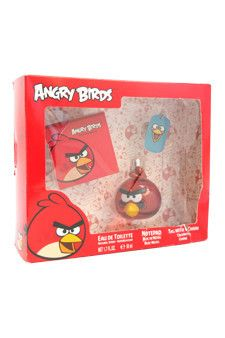 Angry Birds - Red Air-Val International 3 pc Gift Set Men