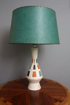 Mid Century Modern Lamp...