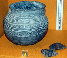 This pottery was mass produced on a wheel by pottery workshops in Ipswich. Sutton Hoo, Viking Reenactment, Pottery Workshop, Bury St Edmunds, Ceramic Techniques, Ancient Beauty, Anglo Saxon, Prehistory, Dark Ages