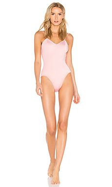 e7f2471f3e Shop for Norma Kamali Wonder Woman One Piece in Pink at REVOLVE.