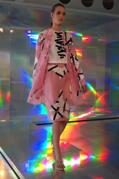 Christopher Kane SS13 Review | Fashion Team | Fashion Team | HUNGER TV