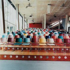 Candida Höfer, Kunsthal Rotterdam II, 2000, Phillips: Photographs Day Sale
