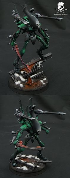 Ghosts of Mymeara Wraithlords - Jolly Roger Studio
