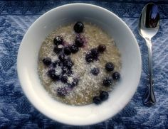 Grain Crazy: Buckwheat, Oatmeal and Amaranth Hot Cereal