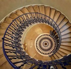 (266) Twitter Entrance, Spiral Stair, Old Things, Stairs, London, Tulip, Britain, Instagram Posts, Beautiful