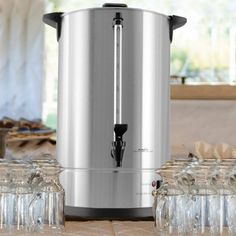 5 Best Coffee Urn Reviews - Updated 2018 - A Must Read!