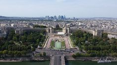 The view from the top! #Paris #France