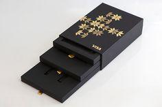 VISA gift set on Packaging Design Served