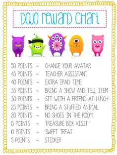 I love how the Tattooed Teacher  does a Monday Made It. I decided to do my own Monday Made It - Classroom Management edition.   So I ha...