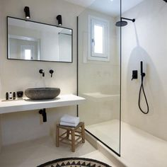 Time to freshen up 💦 Diy Bathroom, Bathroom Inspiration, Bathroom Tile Designs, Bathroom Shower Design, Bathroom Makeover, Apartment Renovation, Bathroom Interior Design, Bathroom Decor, Bathroom Design