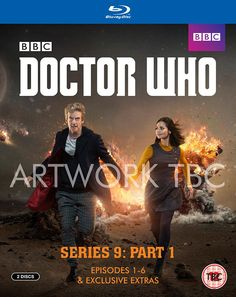 Doctor Who Series 9 Part 1 Blu-ray Pre-Order