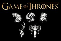 These 5 Houses designed into one tattoo!! Game Of Thrones Tattoo Designs | Ami James to create five exclusive Game of Thrones tattoo designs  Tattoos | tattoos picture tattoo games