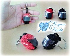 Diy Tutu, Crochet Keychain, Amigurumi Doll, Key Rings, Pendants, Knitting, Handmade, Crafts, Crocheted Toys