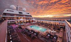 Luxury Cruises, Seabourn Cruise Line