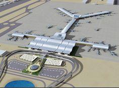 New International Doha Airport  http://www.carltonleisure.com/holidays/city-breaks/qatar/doha/