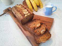 Banana bread- chec cu banane - Bucataresele Vesele Banana Bread, Deserts, Food, Essen, Postres, Meals, Dessert, Yemek, Eten