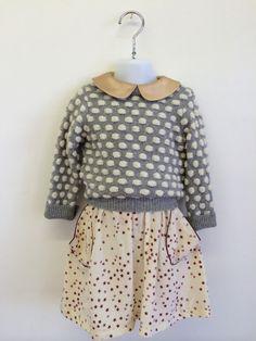 Cloud Crewneck Sweater – Lauren Moffatt