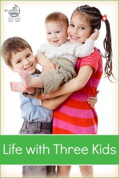 Considering three kids? It's an adventure! Real, practical advice from a mom parenting three young kids.