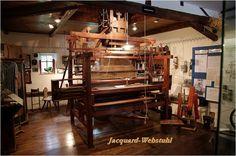 Jacquard-Webstuhl
