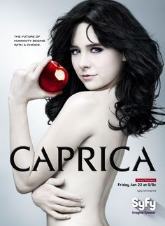 Battlestar Galactica prequel - Caprica, another series with potential