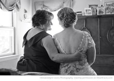 Beautiful Mom and Me Photos for Mothers Day - Wedding Photography by Amandalynn Jones Photography via iHeartFaces.com