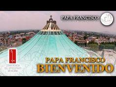Video promocional de la visita del Papa a México
