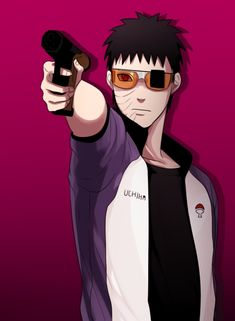 That's a cool one! #obito #uchiha