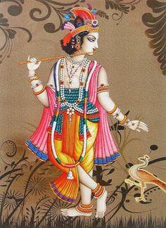 lord krishna wedding - Google Search