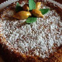 TORTA CAPRESE AL LIMONE di Antonella Preziosi https://www.facebook.com/notes/cuore-di-zucchero-preziosi/caprese-al-limone-limoni-in-pdz/614795345275494