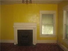 4131 Troost Ave, Kansas City, MO 64110 Old wood and Fireplace