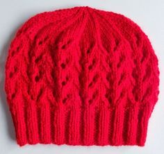 Learn how to knit a hat to welcome baby into the world. The Bibi Baby Hat is the adorable knit hat pattern designed with your little one in mind. You don't have to be a professional knitter to cast on this darling little knit. Since it's worked flat and seamed together in the end, this hat knitting pattern is perfect for beginner and veteran knitters alike.