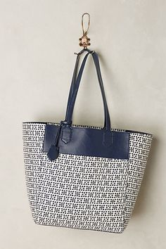 Anthropologie EU Terreno Reversible Tote