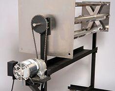 Sistemas rotativos para pollos a la brasa | Osfer Welding