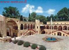 Bait El Dean palace, Al Shouf Lebanon