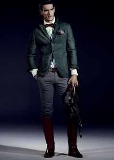 Men Wearing Riding Boots Things to Wear on Pinterest Equestrian 75