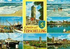 Groeten uit Terschelling.