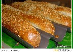 Sypané konopným semínkem. Hot Dog Buns, Hot Dogs, French Toast, Bread, Breakfast, Food, Gardening, Breakfast Cafe, Essen