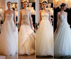 Monique Lhuillier Spring 2016 Wedding Dress Collection 3