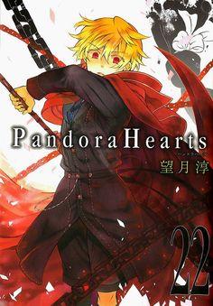 Pandora Hearts Volume 22