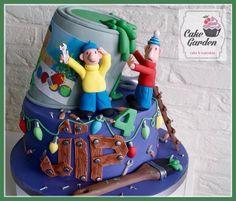 Pat & Mat cake
