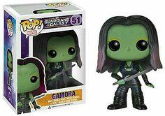 Guardians of the Galaxy - Gamora